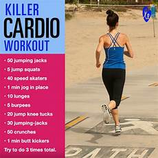Cardiovascular Exercise 25 Hiit Cardio Workouts That Will Get You In The Best