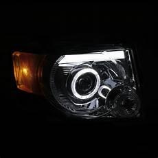 2011 Ford Escape Light Bulb Led Halo Drl 2008 2009 2010 2011 2012 Ford Escape Chrome