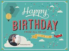 Email Birthday Card Templates 65 Sample Cards Free Sample Example Forma Free