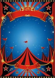Free Carnival Poster Template The Circus Vintage Carnival Background Vintage Style