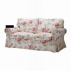 ikea ektorp sofa bed slipcover cover byvik multi floral