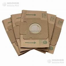 sacchetti hoover sacchi polvere originali hoover h7 in confezione da 5 pz