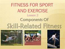 Words Related To Fitness Skill Related Fitness Powerpoint Teaching Resources