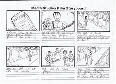 Sample Video Storyboard Kris Barnard Media A2 Music Video Storyboard