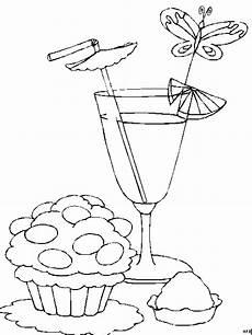 Malvorlagen Zum Ausdrucken Cocktail Toertchen Cocktail Ausmalbild Malvorlage Gemischt