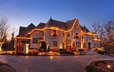 Christmas Lights In Fayetteville Ar Christmas Light Installation In Northwest Arkansas