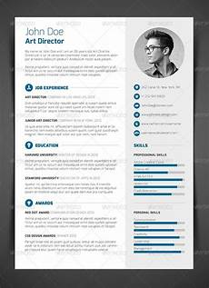 Cover Letter And Cv 3 Piece Resume Cv Cover Letter Graphicriver Resume Cv