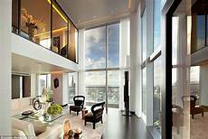 the luxury penthouses perched on the 36th floor of