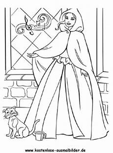 Ausmalbild Prinzessin Katze Ausmalbilder Kl Ausmalbild Prinzessin Mit Katze