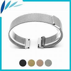 Bakeey 20mm 22mm 26mm Width Magnetic by Stainless Steel Band 16mm 18mm 20mm 22mm 23mm For