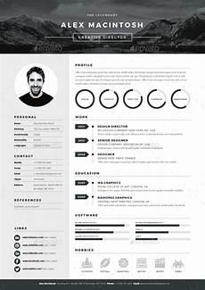 How To Design Resume 20 Best Resume Templates Web Amp Graphic Design Bashooka