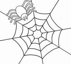 Malvorlagen Spinnen Spinne Ausmalbilder Ausmalen Ausmalbilder Spinnennetz