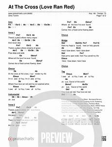 At The Cross Chord Chart 28 Best Music Lead Sheets Images On Pinterest Sheet