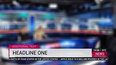 Tv Template News Tv Graphics Full Hd Free Adobe After Effect