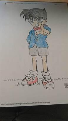 Ausmalbilder Zum Ausdrucken Kostenlos Detective Conan Detektiv Conan Malvorlage Coloring And Malvorlagan