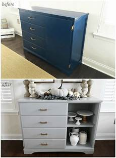 diy dresser to sideboard buffet makeover abby lawson