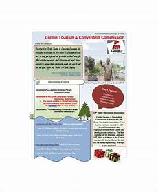 Holiday Family Newsletter Templates Sample Holiday Newsletter 10 Documents In Pdf Psd