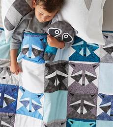 how to make a racoon quilt boys quilt patterns