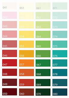 B And Q Paint Colour Chart Personalised Life In Colour Print By Betsy Benn