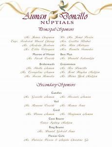 Wedding Invitation List Template Wedding Invitation Format Entourage Wedding Invitation