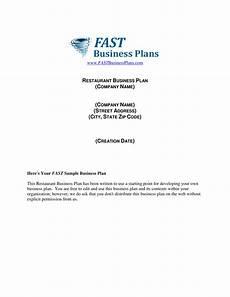 Restaurant Business Plan Examples 15 Restaurant Social Media Marketing Proposal Examples