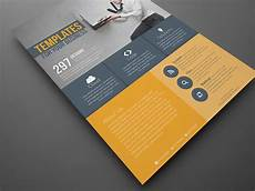 Indesign Flyer Template Free Flat Corporate Flyer Template Stockindesign