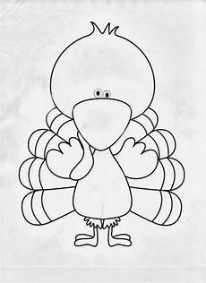 Turkey Printable Template Disguise Tom The Turkey For Thanksgiving Creativity For