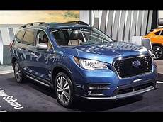2019 Subaru Ascent Fuel Economy by 2019 Subaru Ascent Walkaround Features Specifications