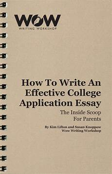 Effective Essay How To Write Effective Essay 2 Easy Ways To Write A Good