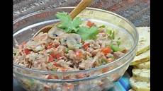 Comidas Light Con Atun Ensalada De At 250 N F 225 Cil Y R 225 Pida Youtube