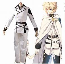 sports clothes for anime aliexpress buy seraph of the end hyakuya mikaera