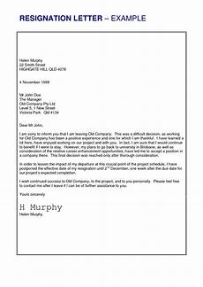 Cover Letter For Resignation Free Printable Resignation Letter Template Collection