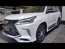 2019 Lexus Lx by 2019 Lexus Lx 570 Signature Sport World S
