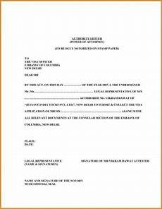 Power Of Attorney Letter Sample Authorization 9 Authorization Letter Examples Pdf Examples