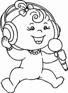 Baby Girl Coloring Pages 40 Free Coloring Pages For Girls