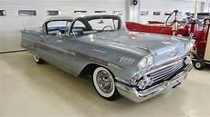 1958 Impala Color Chart 1958 Chevrolet Impala Stock 177465 For Sale Near