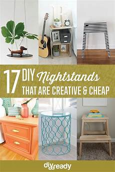 cheap nightstands diy projects craft ideas how to s for