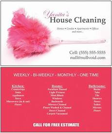 Names For Housekeeping Business Samples Of Cleaning Business Cards Business Cards