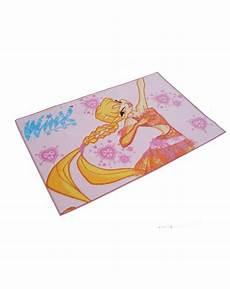 piumone winx tappeto da winx antiscivolo per bimba