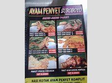 Kuliner Magelang: Ayam Penyet Suroboyo, Magelang