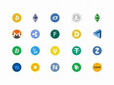 Cryptocurrency Logo Design Free Logo And Brand Identity Free Resources For Sketch Sketch