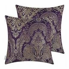 calitime pack of 2 supersoft throw pillow covers