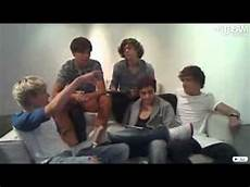 One Direction Ustream Chat 23 July 2011 Part 2 Youtube