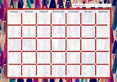 Make Your Own Weekly Calendar Free Printable Calendars For Teachers Amp Students