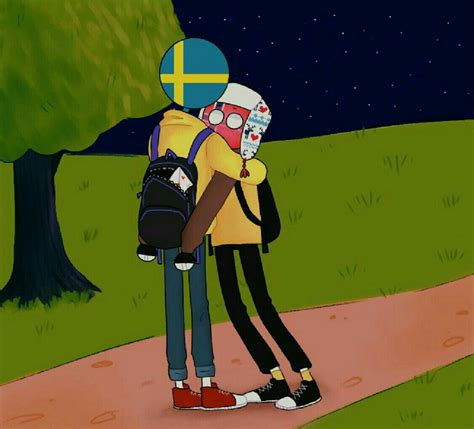 Countryhumans Sweden