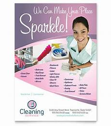 Examples Of Cleaning Business Flyers 15 Cool Cleaning Service Flyers 1 Cleaning Service Flyer