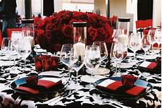 to the bride and groom red silver white black wedding