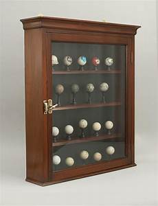 golf display cabinet at 1stdibs
