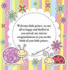 Congratulations Sayings For New Baby 45 Congratulation Wishes Amp Messages For New Born Baby Boy