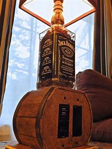 Diy Liquor Bottle Lights Bottle Lamps With Multiuse Functions How To Make A